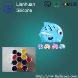 Gomma di silicone liquida di stampa LSR Lianhuan dello schermo per il rivestimento e la stampa