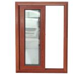 Kran Aluminiumwindows und Türen preiswertes schiebendes Windows