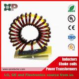 ISO9001 indutância de Alta Energia da bobina do afogador Indutor Químico com a base