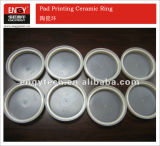 Kundenspezifischer Isolierungzirconia-Auflage-Drucken-keramischer Ring