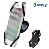 Dos guiador ajustáveis da bicicleta da motocicleta dos ajustes das telas montagem universal do telefone do berço