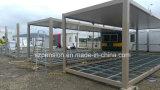 Casa pré-fabricada/Prefab móvel do recipiente para a área de Construstion