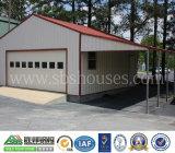 Bastidor de la estructura de acero Pre-Engineered garajes
