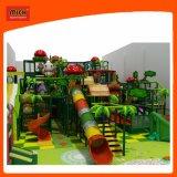 Оборудование для развлечений в коммерческих целях для использования внутри помещений детская площадка с пластиковой слайдов