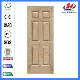 白い内部の鋼鉄MDF合成WPC木ドア