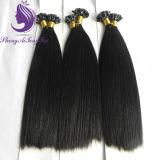고품질 검정 색깔 U 끝 머리 연장 (UT33)