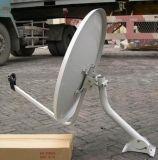 Band 45cm van Ku de 60cm SatellietAntenne van de Schotel met Muur zet op
