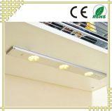 Decorazione ultrasottile del Governo dell'indicatore luminoso del guardaroba di profilo LED della lega di alluminio