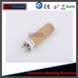 Elemento de calefacción de cerámica del Pin del soldador plástico 120V 1600W 2