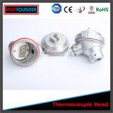 Cabeça de alumínio do par termoeléctrico da prova da água