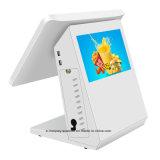 Tous dans une double machine capacitive de position de caisse comptable d'écran tactile de contact pour le système/supermarché/restaurant de position (ICP-E8600DL2)