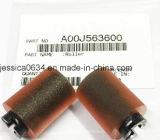A00j563600バイパス(Konica Minolta C220、C280、C360 C451、C203、C353、Bh250、Bh283、Bh363、Bh423、Bh500のための手動)積み込み及びフィードローラー