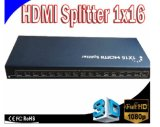 Full HD 1080p через HDMI 1 X16 разветвителя с 16Mediamarket разветвитель расширитель порта коммутатора