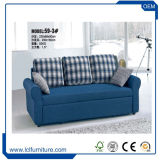 Qualitäts-faltendes Sofa-Multifunktionsbett mit Bedmetal Gefäß-Bett-Rahmen