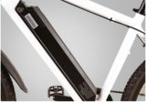 Ville mode neuve bicyclette électrique avec la batterie au lithium