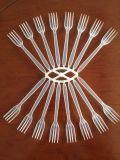 플라스틱 숟가락 또는 포크 또는 칼 또는 격판덮개 Tablewares 만들기를 위한 자동적인 사출 성형 기계