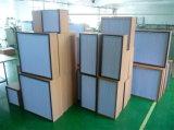 Filtro personalizado da eficiência elevada HEPA com frame de madeira