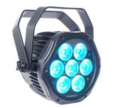 La PARITÀ esterna luminosa eccellente del commercio all'ingrosso 7X15W RGBW LED può l'illuminazione