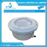 luz de la piscina de 24W 12V IP68 PAR56 con los lugares de la PC