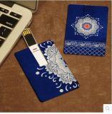 カスタムフラッシュ駆動機構の方法信用USBのカード
