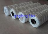 Cartouche filtrante de filé de la blessure Filter/PP de chaîne de caractères pour le filtre de sédiment