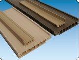 Le bois en PVC de haute qualité Profil de ligne d'extrusion de plastique