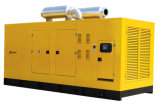 AC Three Standard Silent Phase Toilets Diesel Cooled Generator 160kVA Power Generator