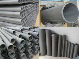 Tubulação plástica do PVC Sch40/Sch80 para a fonte de água