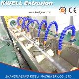 Extrudeuse renforcée transparente flexible de boyau d'aspiration de l'eau de fil d'acier de PVC