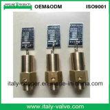 Latão Pneumática de alta pressão da válvula de segurança (AV-PV-1009)