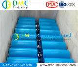 HDPE 컨베이어 롤러에 플라스틱 산업 설비 사용