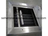熱伝達を処理するシーフードのための落下フィルムの枕版の熱交換器