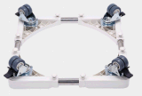 전기 장비를 위한 조정가능한 움직일 수 있는 기초