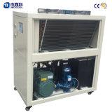 Refrigeratore di acqua raffreddato aria del refrigeratore del rotolo per elettronico