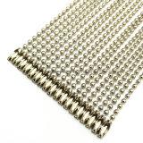 싼 금속 형식 사슬 또는 구슬로 만드는 공 사슬 (HSC0006)