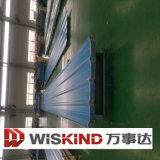 Il materiale da costruzione ha prefabbricato la lamiera di acciaio per uso del tetto