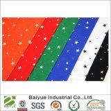 Смешивайте различные цвета печатаются Polka Dots &сердце& Star считает