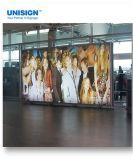 Дисплей с подсветкой Unisign Flex баннер материала на заводская цена