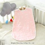 100%年の綿の子供の寝袋の赤ん坊の寝袋または赤ん坊のスリープの状態である袋