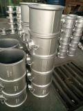 投資鋳造の大型のステンレス鋼の延性がある鉄の蝶バルブ本体か部品