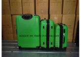 2018 nuovo insieme del sacchetto 3PCS dei bagagli dell'ABS della fabbrica dei bagagli