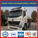 De Vrachtwagen van de Tractor van Sinotruk HOWO A7 6X4 met 371HP
