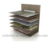 Banco di mostra metal-ceramico delle mattonelle del dettagliante