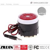 Zonen-Haus-inländisches Wertpapier-Alarmanlage des Radioapparat-100 mit LCD u. Stimme