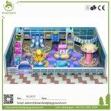 Equipamentos macios internos comerciais do jogo do tema do oceano do Dreamland para crianças