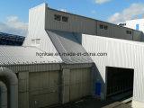 Estructura de acero del edificio de marco de acero de la sección de H para el taller