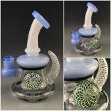 """7 haut de gamme Bontek"""" d'épaisseur du verre borosilicaté tuyau d'eau de fumer"""