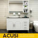 Vaidade moderna Vombo do banho dos bens Home da laca da madeira contínua (ACS1-L16)