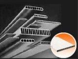 Tube en aluminium expulsé de radiateur pour l'automobile