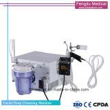 Venda de casca de jacto de água quente da máquina de oxigênio para o rejuvenescimento da pele